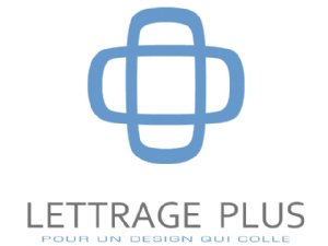 Lettrage Plus Logo