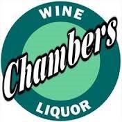 Chambers Wine and Liquor Logo