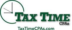 Tax Time CPAs Logo