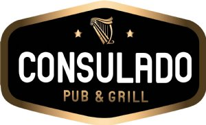 CONSULADO Pub and Grill Logo