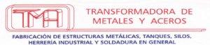 Transformadora de Metales y Aceros Logo