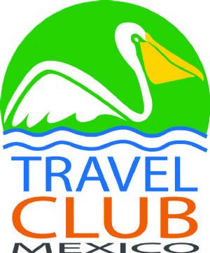 TRAVEL CLUB MEXICO Logo