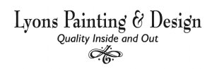 Lyons Painting & Design Logo