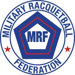 Military Racquetball Federation Logo
