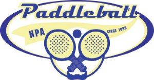 National Paddleball Association Logo