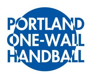 Portland One-Wall Handball Logo