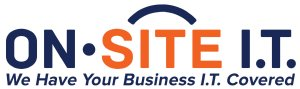 On Site Managed IT Services Logo
