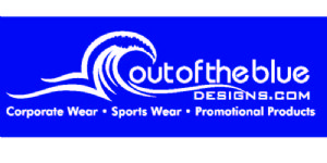 Out of the Blues Designs Logo