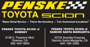 Penske Toyota-Scion Logo