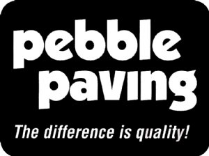 Pebble Paving Co. Logo