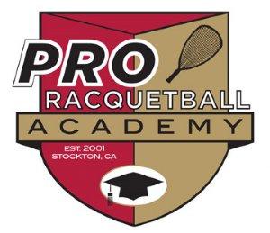 Pro Racquetball Academy Logo