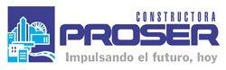 Constructora PROSER Logo
