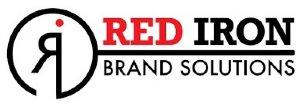 Red Iron Brand- Official Event Branding Partner Logo