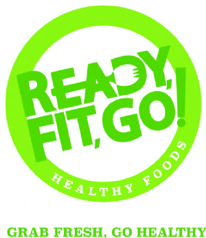 Ready, Fit, Go Logo