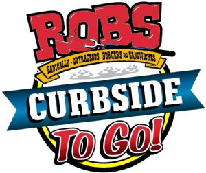 Rob's Curbside To Go Logo