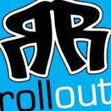 Rollout Racquetball Attire Logo
