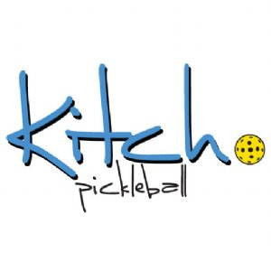Kitch Pickleball Logo