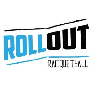 Rollout Racquetball Logo