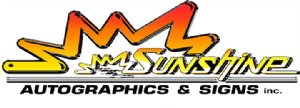 Sunshine Autographics & Signs Logo