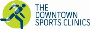 THE DOWNTOWN SPORTS CLINICS Logo