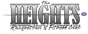 Heights Racquetball & Fitness Club Logo