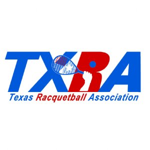 Texas Racquetball Association (new) Logo