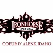 Iron Horse Bar & Grill Logo