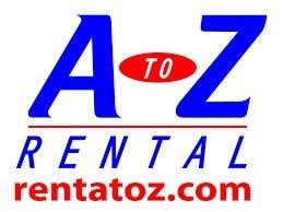 A to Z Rentals Logo