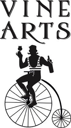 VINE ARTS WINE, BEER, AND SPIRITS Logo