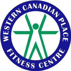 WESTERN CANADIAN PLACE FITNESS CENTRE Logo