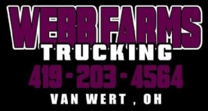 Webb Farms Trucking Logo