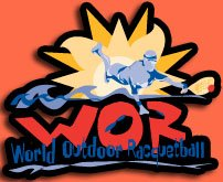 World Outdoor Racquetball Logo