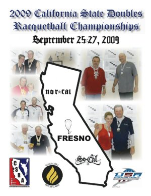 Racquetball Tournament in FRESNO, CA