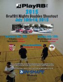 2015 Grafffiti Nights Doubles Shootout