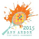 2015 Ann Arbor City Tennis Tournament - Singles