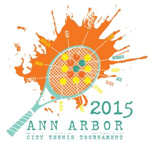 2015 Ann Arbor City Tennis Tournament - Juniors