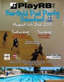 2015 Fairfield Pool Party Shootout