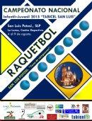 CAMPEONATO NACIONAL SELECTIVO INFANTIL-JUVENIL 2015
