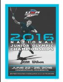 2016 USA Racquetball Junior Olympic Championships