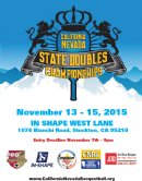 2015 CNRA State Doubles Championships