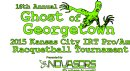 2015 - 16th Annual Ghost of Georgetown / KC IRT Pro-Am Tier 1 Racquetball Tournament , Presented by Novasors