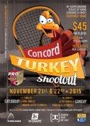 2015 CONCORD TURKEY SHOOTOUT