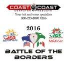 2016 Coast to Coast Battle of the Borders