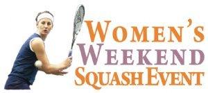 25th Edmonton Women's Weekend Squash Event