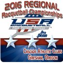 2016 USA Racquetball Regionals - Oregon