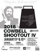 2016 VACAVILLE COWBELL SHOOTOUT