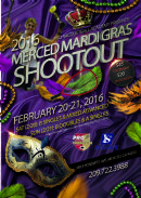 2016 MERCED MARDI GRAS SHOOTOUT