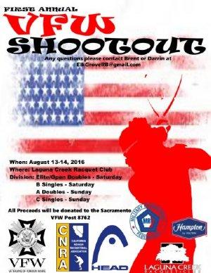 Racquetball Tournament in Elk Grove, Ca, CA USA