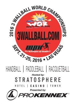 Paddleball Tournament in Las Vegas, NV USA
