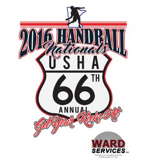 Handball Tournament in Fridley, MN USA